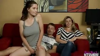 Molly Jane nails her Parent insidiously a overcome Moms hither